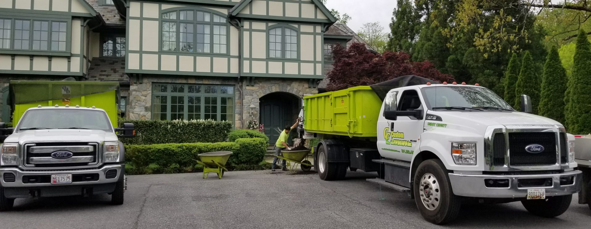 Landscape Design & Maintenance Services
